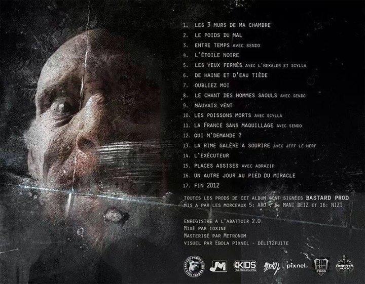 album furax barbarossa testa nera