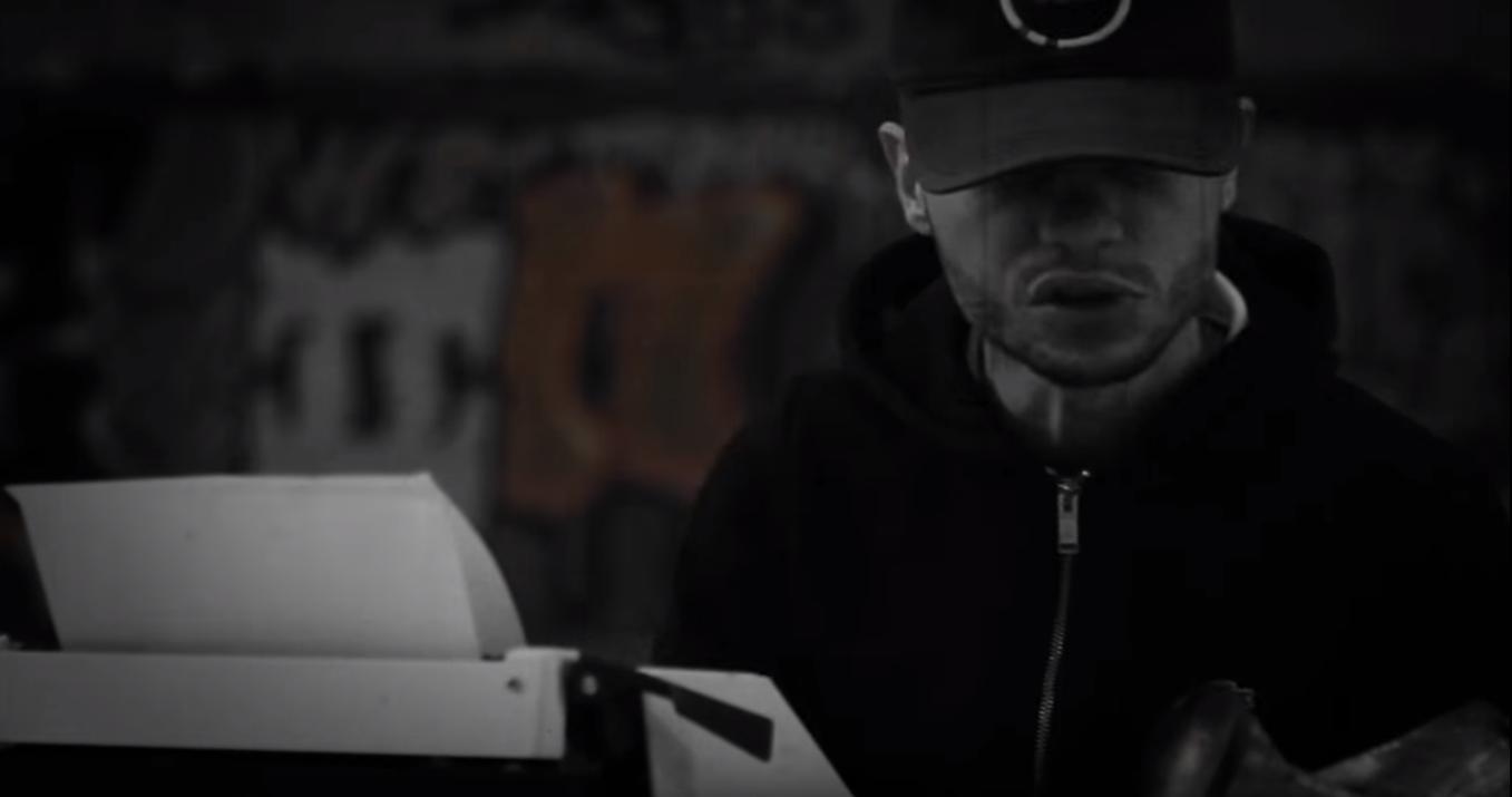 Clip rap francais lacraps machine à écrire shoptonhiphop