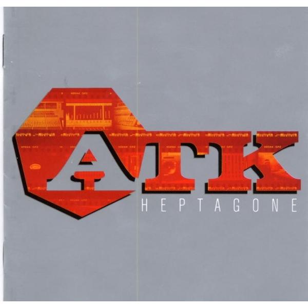 ATK Heptagone album CD - Shop ton hiphop