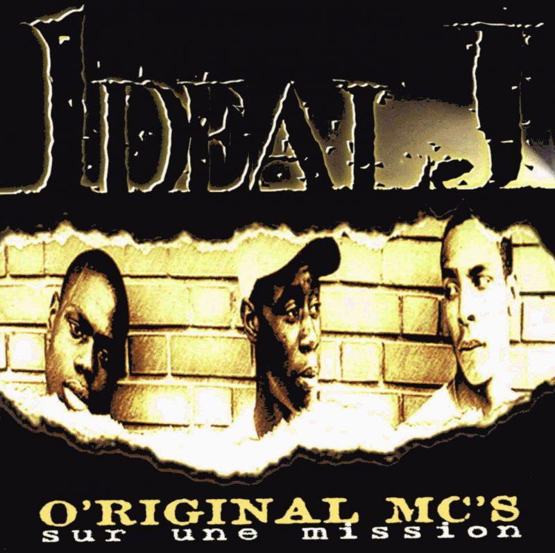 Ideal J Original MC'S Vinyl - Sur une mission - Album Vinyl - Cover - Shoptonhiphop