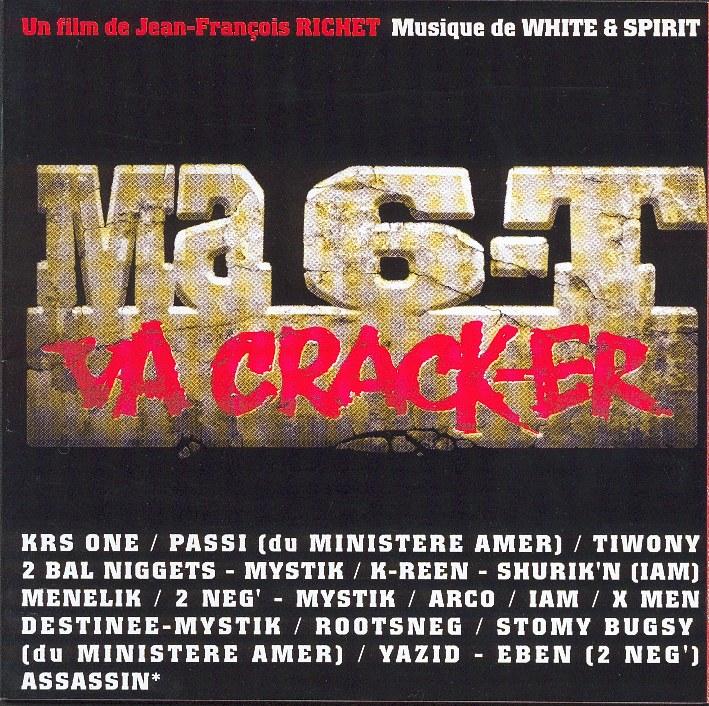 ma 6t va cracker Vinyl - Album - BO film - Shoptonhiphop