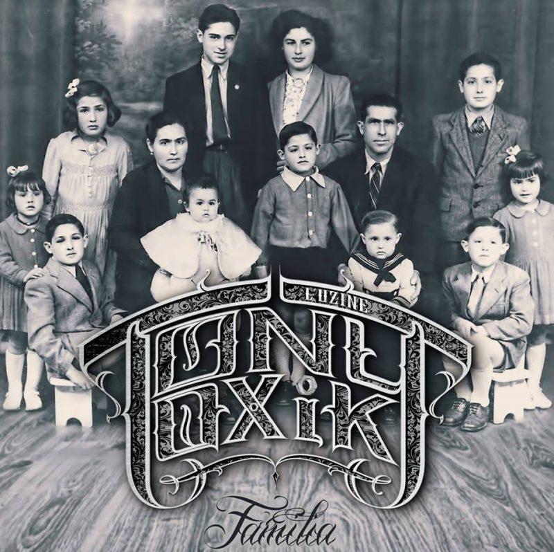 TONY TOXIC Familia Album CD - Cover | Shop ton Hip Hop