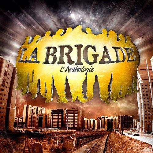 La Brigade - L'Anthologie - Album Rap - Shoptonhiphop