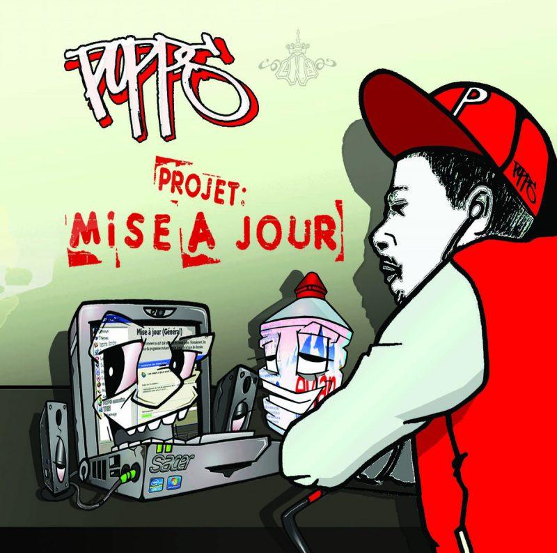 Popps - Mise a jour - Album Rap - Shoptonhiphop