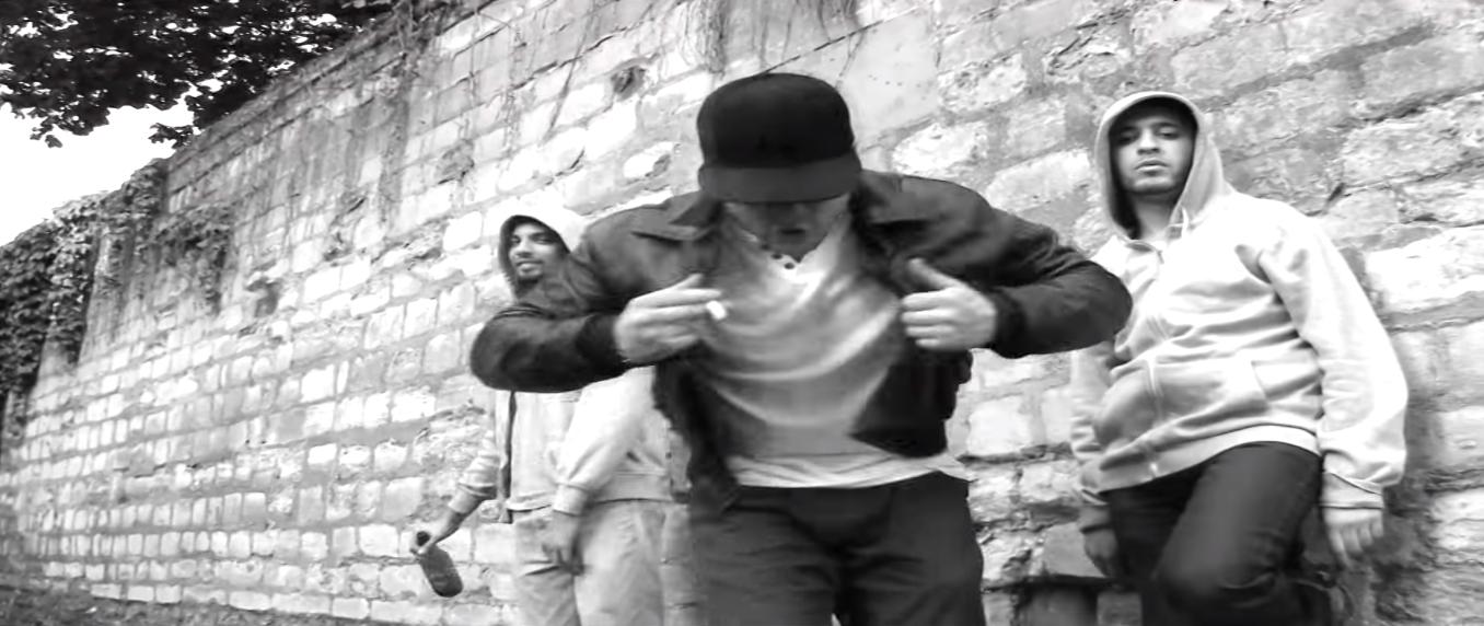 Clip rap francais davodka la garo du condamné shoptonhiphop