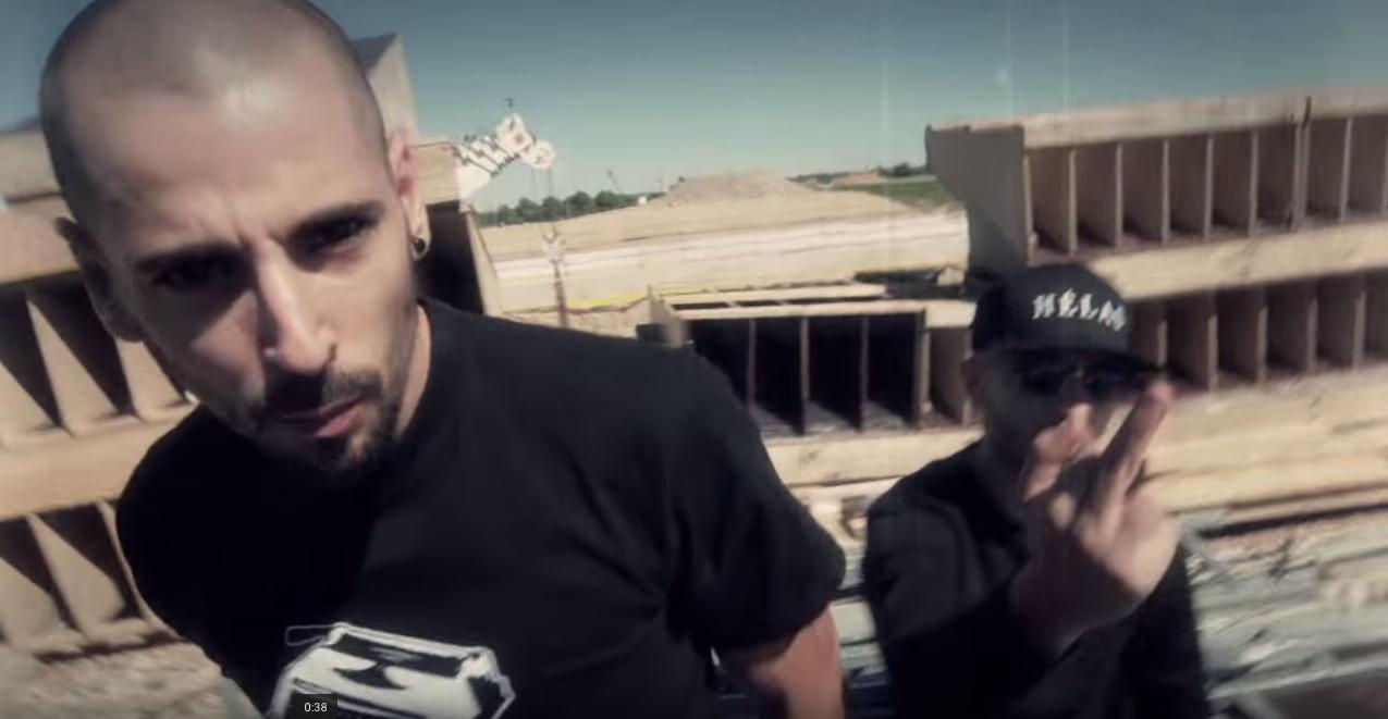 NEDOUA Feat LACRAPS - Lacraps & La Douane - Cilp rap fr - Shoptonhiphop