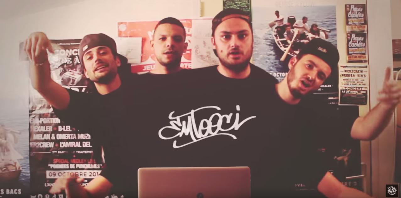 Clip Emtooci - Siamois - Mer2crew - rap francais - shoptonhiphop