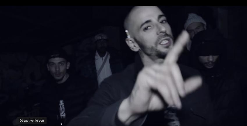 Clip-Nedoua-a-la-pelle-Clip-rap-shoptonhiphop