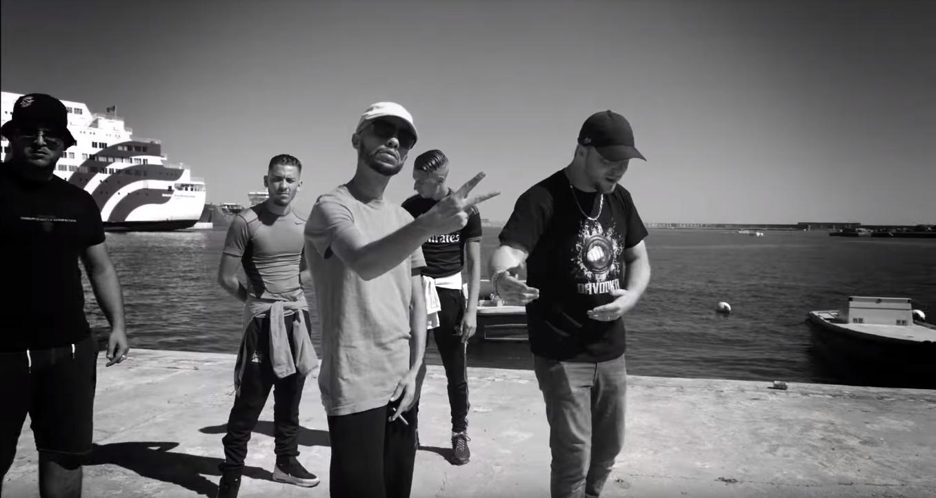 Clip rap francais lacraps davodka flow brasier shoptonhiphop
