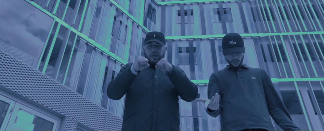 Clip rap francais lacraps limsa a la craie shoptonhiphop
