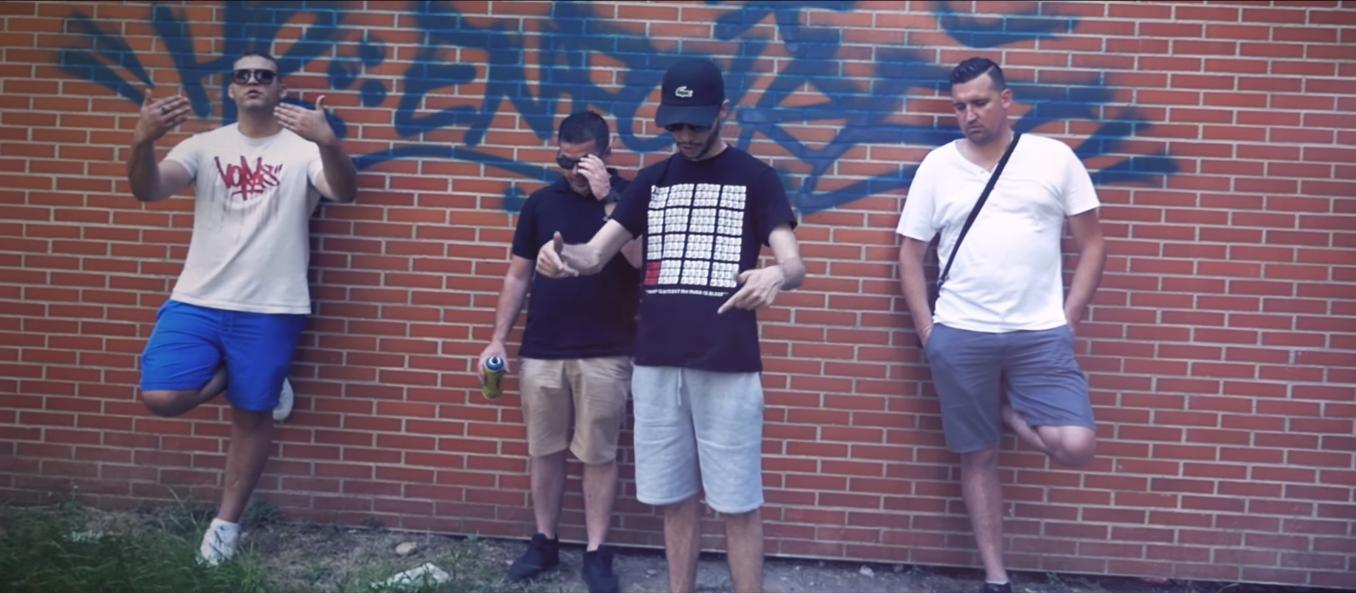 Clip rap francais lacraps poignee de punchline 3.0 shoptonhiphop