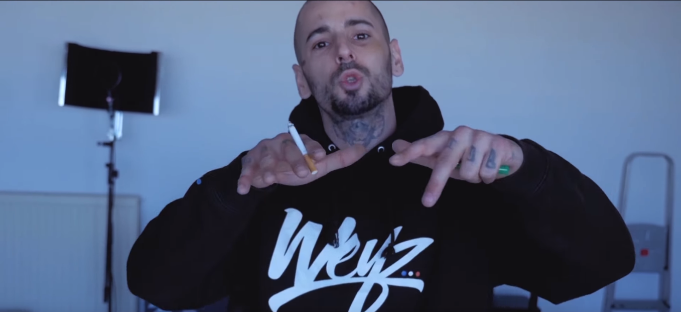 Clip rap francais nedoua 7ème étage shoptonhiphop