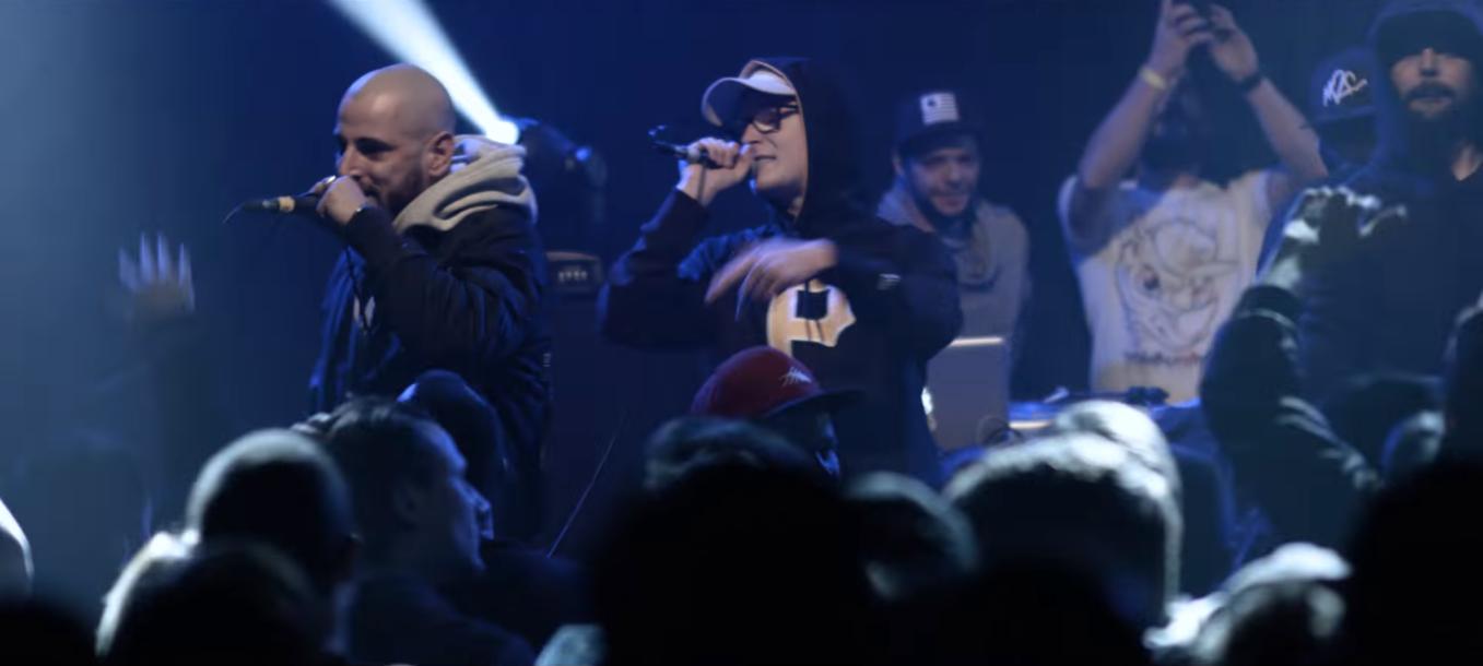 Clip rap francais poignée de punchlines nedoua 2.0 shoptonhiphop