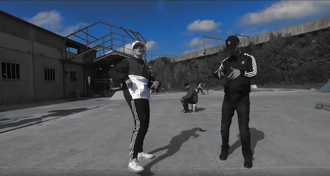 Clip rap francais rifa lacraps freestyle chez stoemp