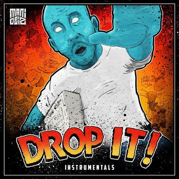 Cover album cd rap francais mani deïz drop it shoptonhiphop