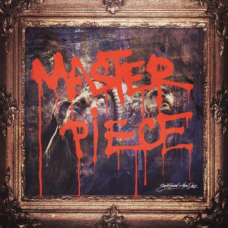 Cover album rap francais swift guad mani deïz masterpiece shoptonhiphop