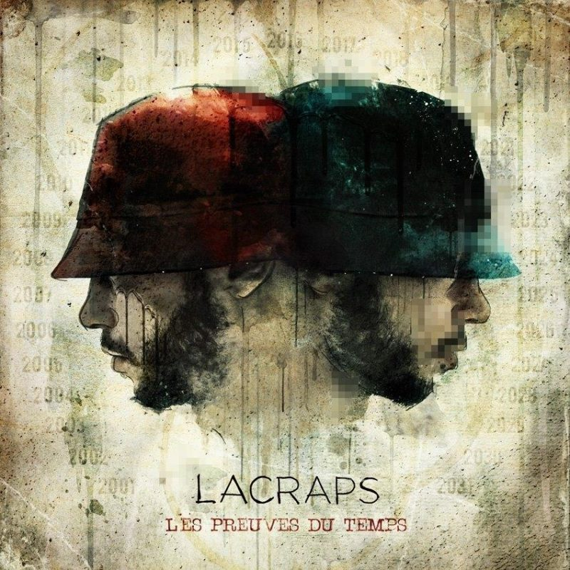 Cover album cd rap francais les preuves du temps shoptonhiphop