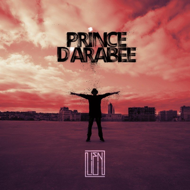 cover album cd rap francais prince d'arabee lien shoptonhiphop