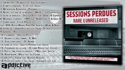 Sessions Perdues - Rare & Unreleased   Shoptonhiphop : Shoptonhiphop