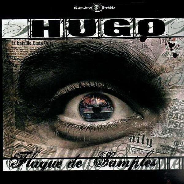 Cover album cd rap francais hugo TSR flaque de samples shoptonhiphop