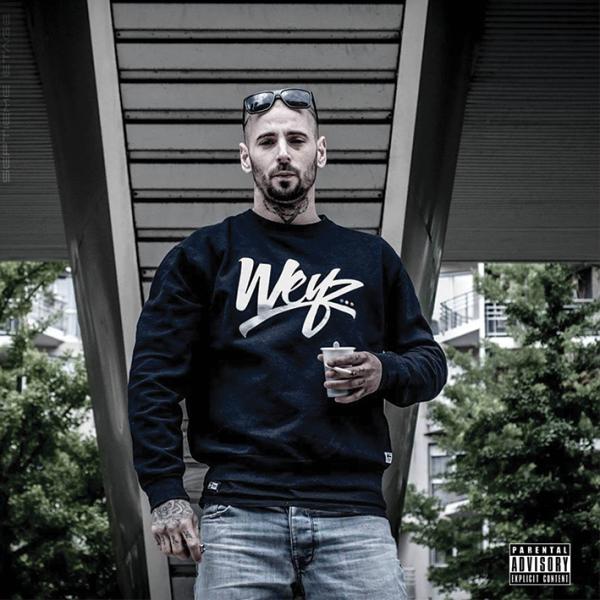 Cover album cd rap francais nedoua septieme etage shoptonhiphop