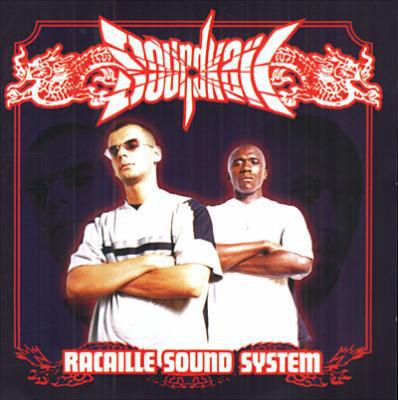 Cover album cd rap francais soundkail racaille sound system shoptonhiphop