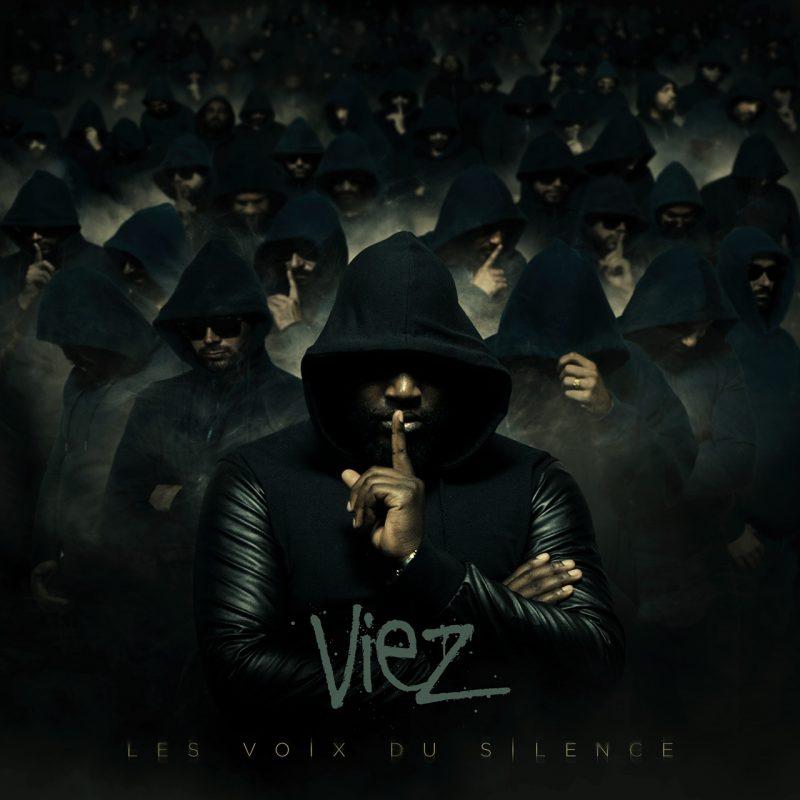 Cover album rap francais viez les voix du silence shoptonhiphop