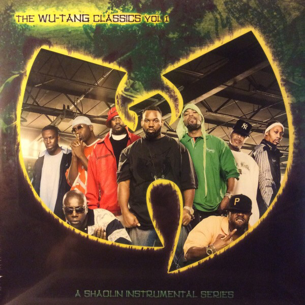 Cover album vinyle rap us Wu-Tang Clan - The W-Tang Classics Vol 1 shoptonhiphop