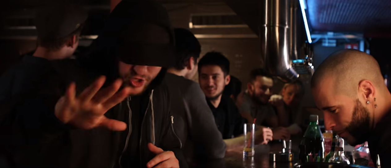 Clip rap francais davodka accuse de reflexion amour gloire et beaute shoptonhiphop