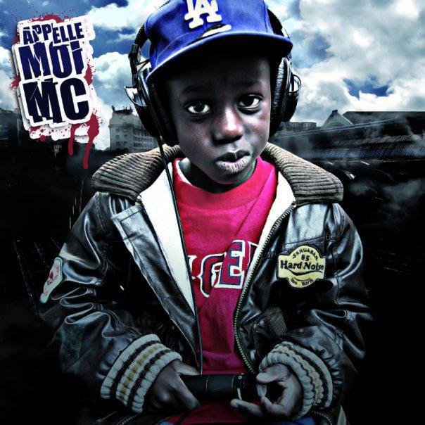 Cover rap francais Dj Blaiz - Appelle moi MC Vol 1 - album rap francais - Shoptonhiphop