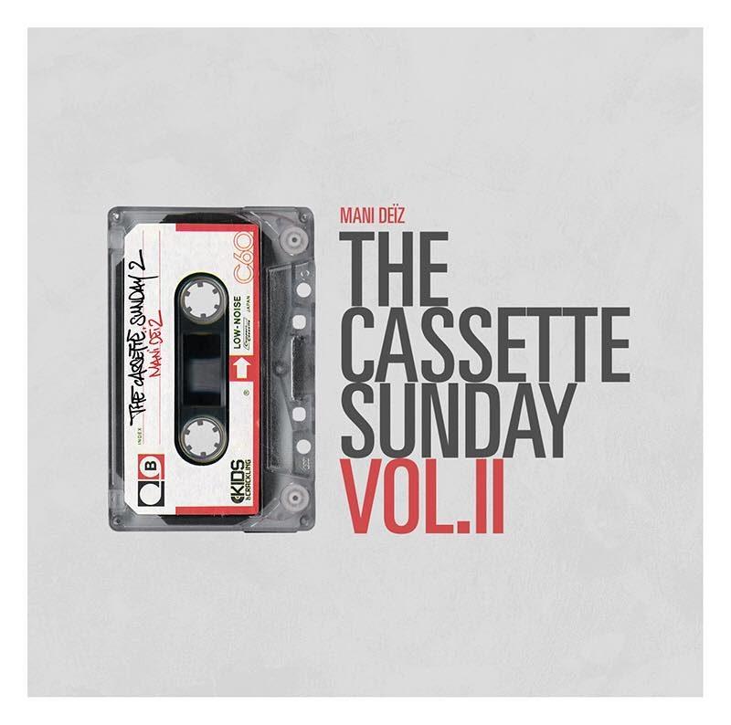album cd mani deiz the cassette sunday vol 2 shoptonhiphop