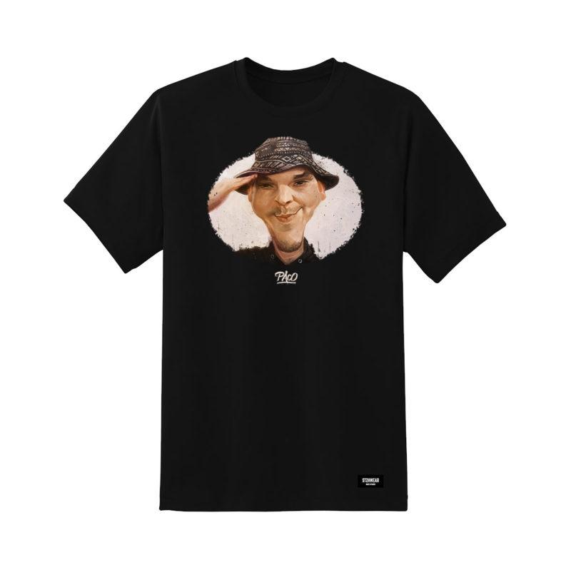 tee-shirt-paco-noir-logo-amuse-gueule-streetwear-shoptonhiphop