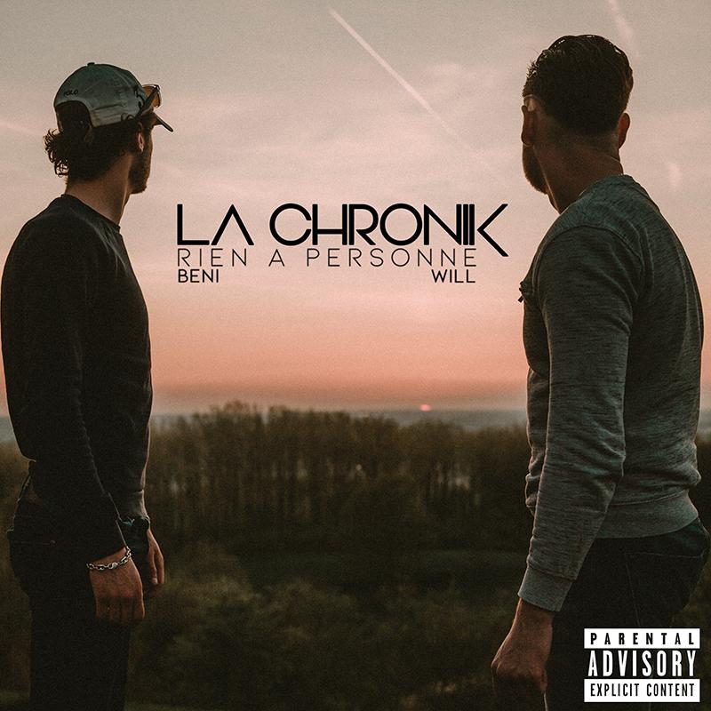 La-Chronik-(Will-&-Beni)-Rien-a-personne-rap-français-shoptonhiphop
