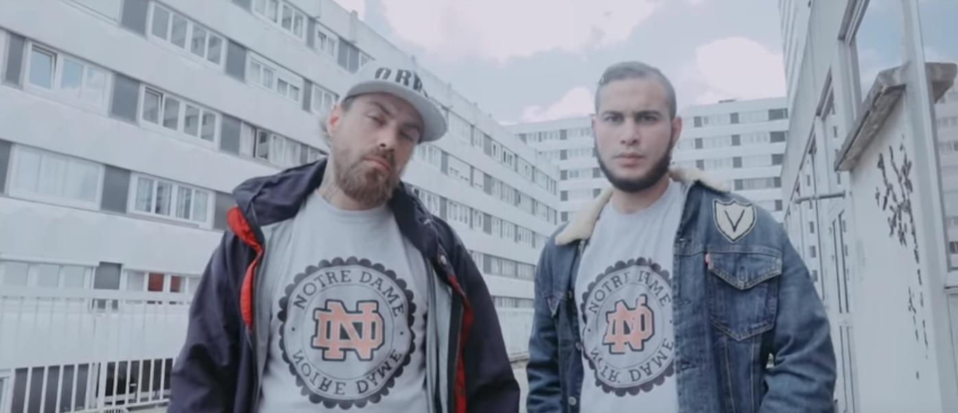 Clip rap francais notre dame mode sans echec shoptonhiphop