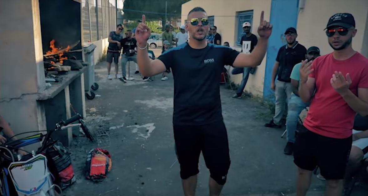 Clip rap francais ali polva apprenti shoptonhiphop