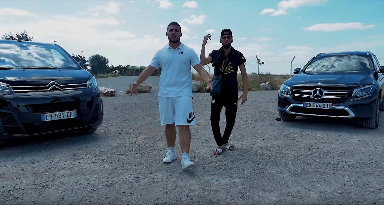Clip ali polva royakilla - avec les 100 - apprenti - rap francais - shoptonhiphop