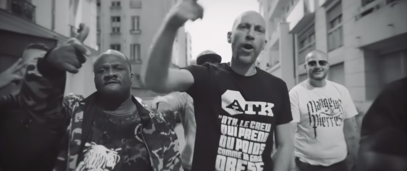 Clip rap francais atk comme on a dit shoptonhiphop