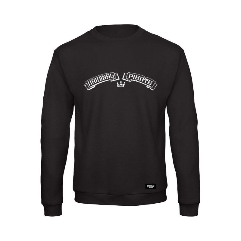 crewneck-poupa-original-pirate-flags-tee-shirt-noir-streetwear-shoptonhiphop