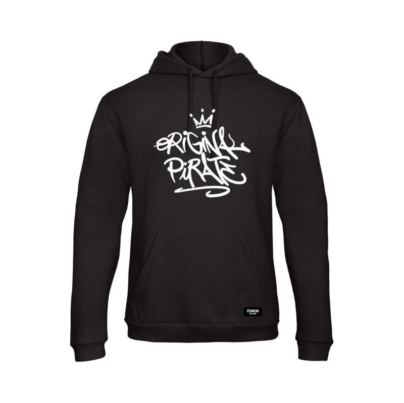 hoodie-poupa-original-pirate-letters-noir-streetwear-shoptonhiphop