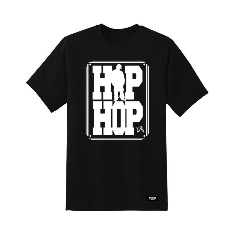 A2R-tee-shirt-noir-hiphop-streetwear-shoptonhiphop