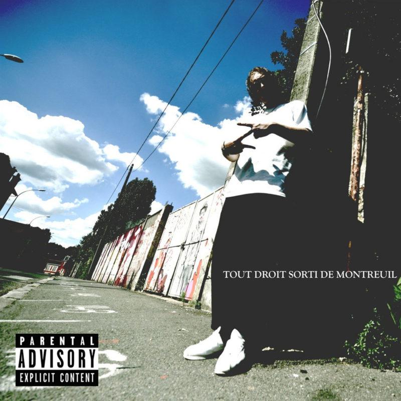 Cenza tout droit sorti de Montreuil album rap francais shoptonhiphop