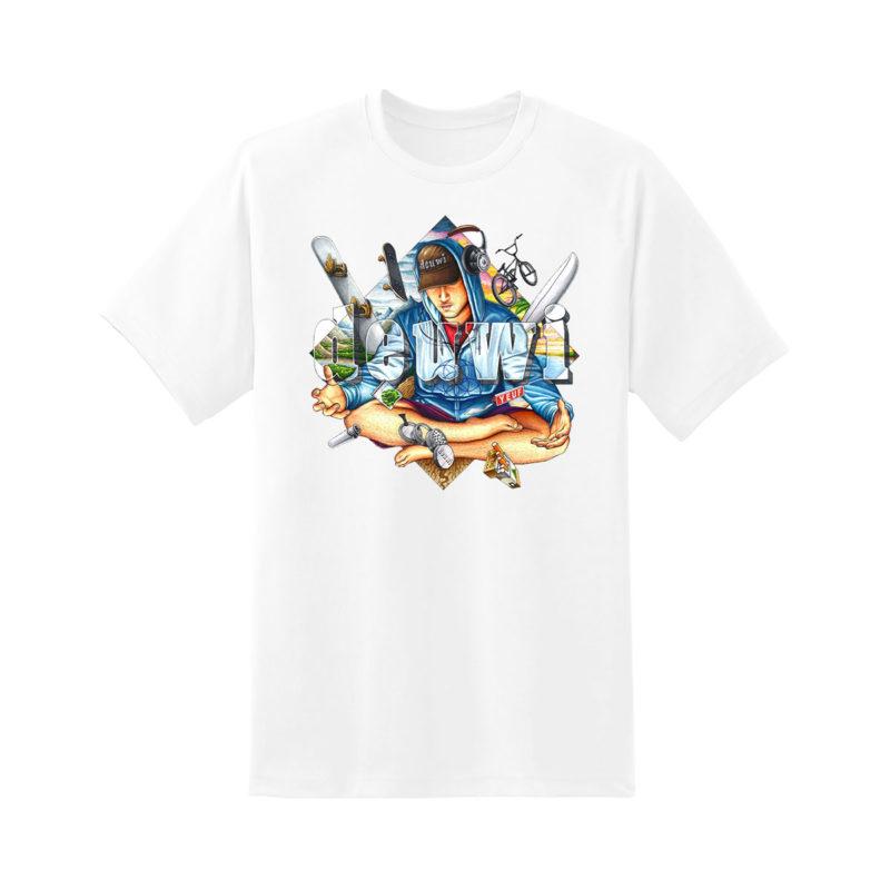 tee-shirt-deuwi-wildsketch-blanc-streetwear-shoptonhiphop