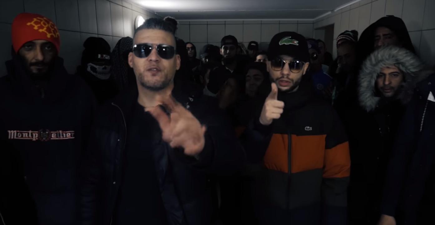 Clip rap francais ali polva lacraps deter apprenti shoptonhiphop