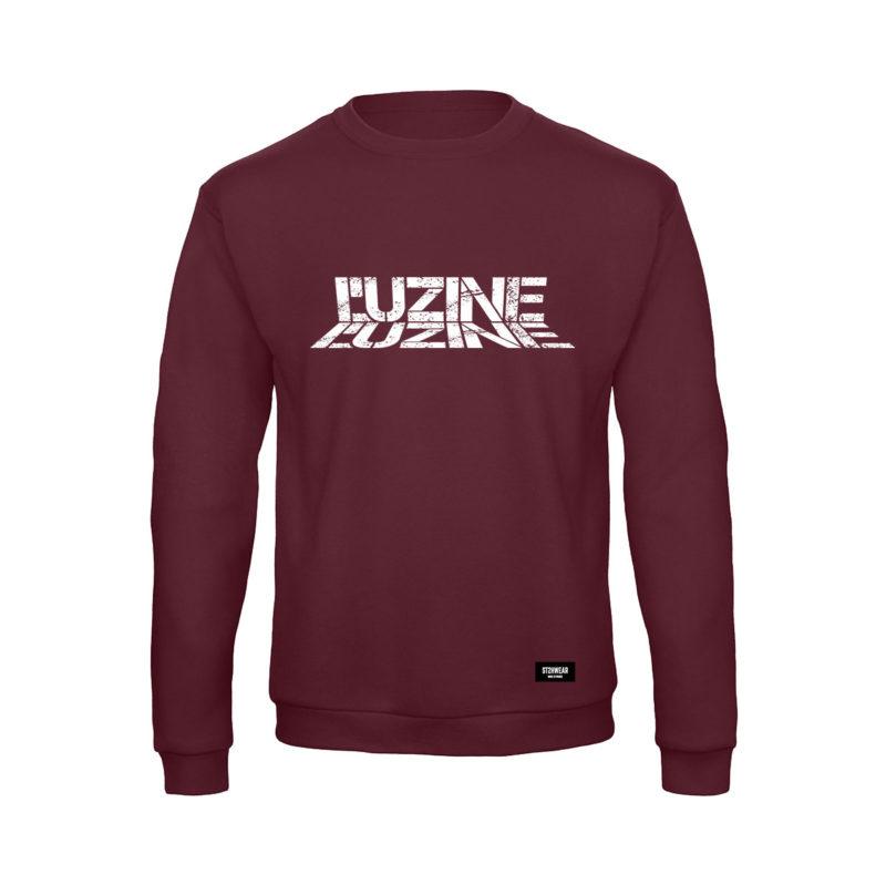 crewneck-L-uzine-bordeaux-streetwear-shoptonhiphop