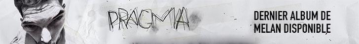 Melan - Pragma - Album rap français - Shoptonhiphop