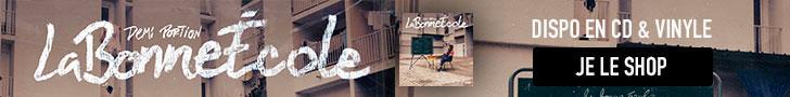 Demi Portion - La Bonne École - Album rap français - Shoptonhiphop