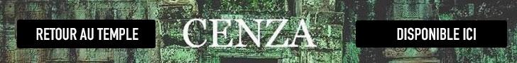 Cenza - retour au Temple - Album rap français - Shoptonhiphop