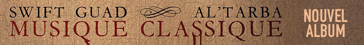 Swift Guad & Al'Tarba - Musique Classique - Album rap français - shoptonhiphop